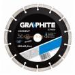 Gyémántvágó GRAPHITE 57H618 180x22mm