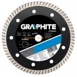 Gyémántvágó GRAPHITE 57H623 230x22mm