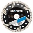 Gyémántvágó GRAPHITE 57H628 180x22mm