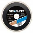 Gyémántvágó GRAPHITE 57H644 180x22mm