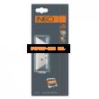 PVC penge Trapéz NEO 64-420 5db TITAN