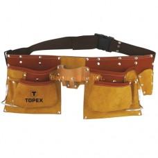 Szegtáska TOPEX 79R405