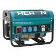 Benzinmotoros áramfejlesztő HERON EGM-25 AVR 8896111