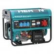 Benzinmotoros áramfejlesztő HERON EGM-60 AVR-3E 8896114