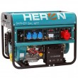 Benzinmotoros áramfejlesztő HERON EGM-68 AVR-3E 8896120