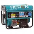 Benzinmotoros áramfejlesztő HERON EGM-68 AVR-1E 8896121