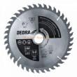 Körfűrészlap DEDRA H13014 130x20mm Z14