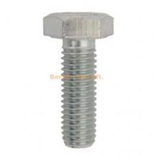 Hatlapfejű tövigmenetes csavar 5.8 M 10x50 horganyzott DIN933