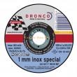 Vágókorong DRONCO Inox Special 115x1,0x22 INOX