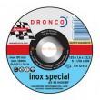 Vágókorong DRONCO Inox Special 115x1,6x22 INOX