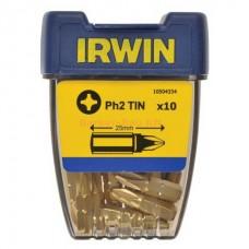Bitek IRWIN 10504333 PH1x25mm TIN 10db