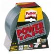 Ragasztószalag Power Tape 25m/50mm ezüst