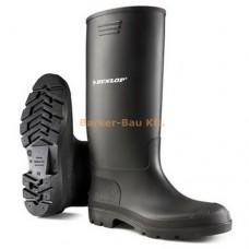 Munkavédelmi PVC Csizma DUNLOP® Pricemastor fekete