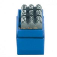 Számbeütő készlet MasTar 7mm