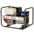 Benzinmotoros Áramfejlesztő TR-5,5 HONDA motorral (3 fázis)